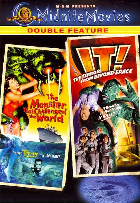 MONSTER THAT CHALLENGED THE WORLD/IT (DVD)